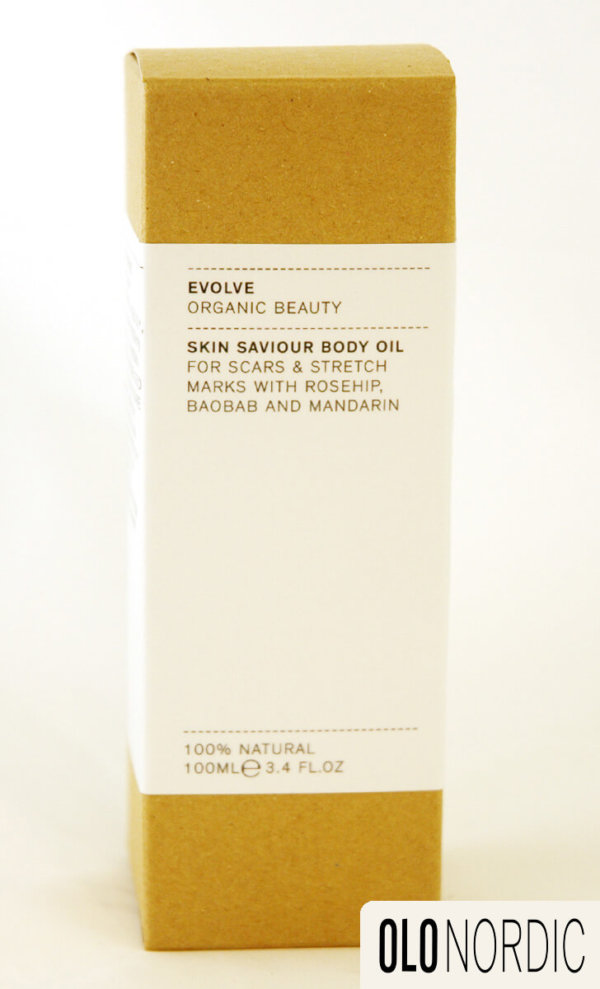 Evolve body oil 01 070819