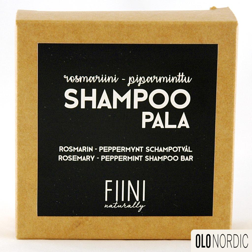 Fiini shampoo rosm piparm