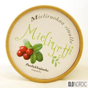 Mieliyrtti Puolukkajauhe 100g 01 220819