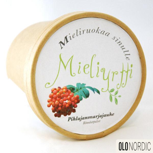 Mieliyrtti pihlajajauhe 100g 01 181019