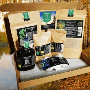 Metsäinen lahjasetti - OLO Nordic